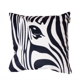 Povlak na polštář - Zebra