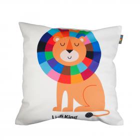 Designový polštář - Lví král