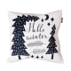 Bylinkový polštář - Hello winter