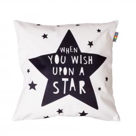 Designový polštář - Upon a star