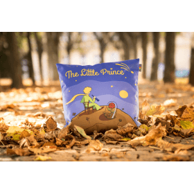 Designový polštář - Little Prince